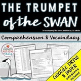 The Trumpet of the Swan: Comprehension and Vocabulary