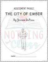 The City of Ember: Tests, Quizzes, Assessments