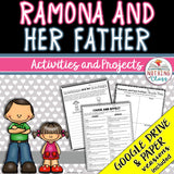Ramona and her Father: Activities and Projects