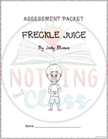 Freckle Juice: Final Test