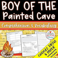 Boy of the Painted Cave: Comprehension and Vocabulary