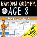 Ramona Quimby, Age 8: Assessments