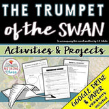 The Trumpet of the Swan: Activities and Projects