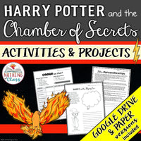 Harry Potter and the Chamber of Secrets: Activities and Projects