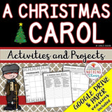 A Christmas Carol: Activities and Projects