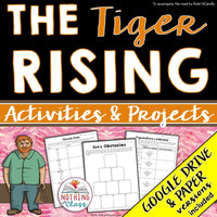 The Tiger Rising: Activities and Projects