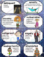 A Wrinkle in Time: Comprehension and Vocabulary
