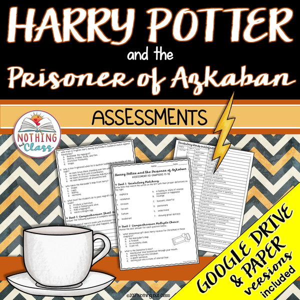 Harry Potter and the Prisoner of Azkaban: Assessments