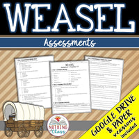 Weasel: Assessments