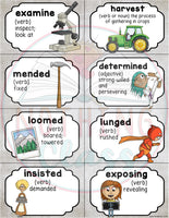 Stone Fox: Comprehension and Vocabulary