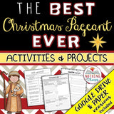 The Best Christmas Pageant Ever: Activities and Projects