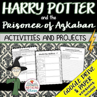 Harry Potter and the Prisoner of Azkaban: Activities and Projects