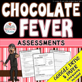Chocolate Fever: Tests, Quizzes, Assessments