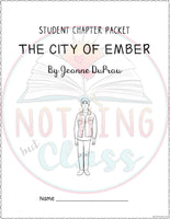 The City of Ember: Comprehension and Vocabulary