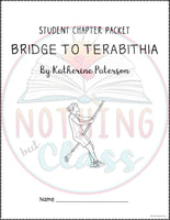 Bridge to Terabithia: Comprehension and Vocabulary