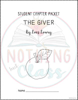 The Giver: Comprehension and Vocabulary