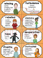 Hatchet: Comprehension and Vocabulary