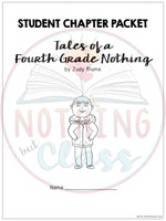Tales of a Fourth Grade Nothing: Comprehension and Vocabulary