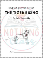 The Tiger Rising: Comprehension and Vocabulary
