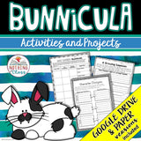 Bunnicula: Activities and Projects