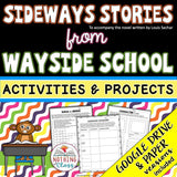 Sideways Stories from Wayside School: Activities and Projects