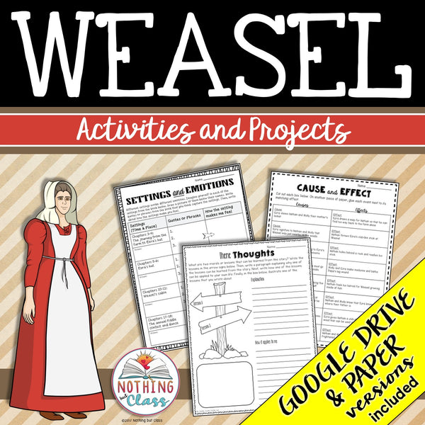 Weasel: Activities and Projects
