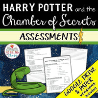 Harry Potter and the Chamber of Secrets: Assessments