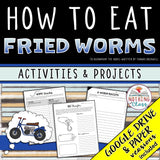 How to Eat Fried Worms: Activities and Projects