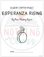 Esperanza Rising: Comprehension and Vocabulary