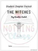The Witches: Comprehension and Vocabulary