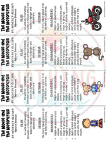 The Mouse and the Motorcycle: Comprehension and Vocabulary