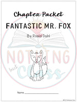 Fantastic Mr. Fox: Comprehension and Vocabulary