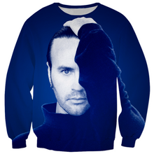 Load image into Gallery viewer, Desmond Child Photo Sweatshirt - All Over Print / Unisex