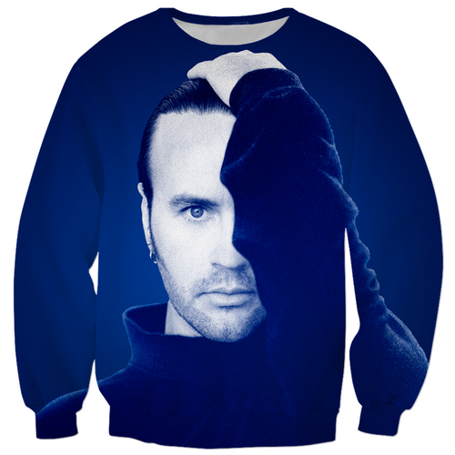 Desmond Child Photo Sweatshirt - All Over Print / Unisex