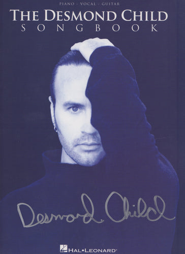 THE DESMOND CHILD AUTOGRAPHED SONGBOOK