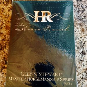 Glenn Stewart stages DVD set