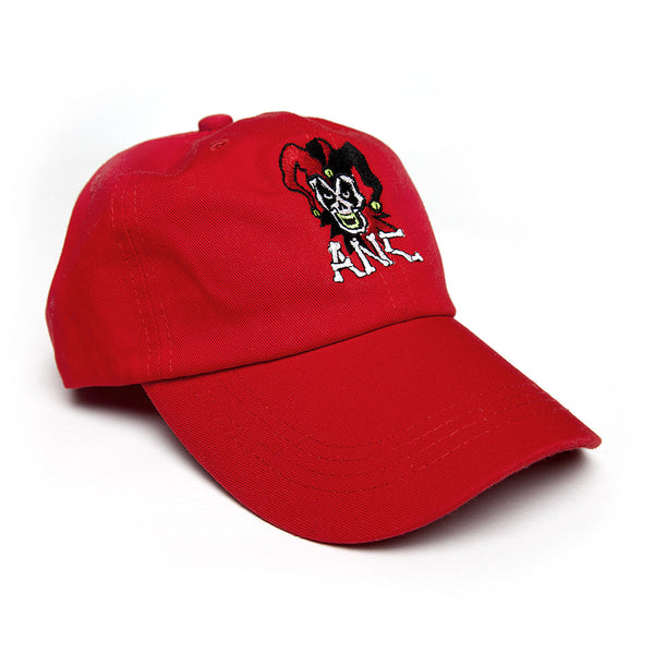 """JESTER"" cap - red"
