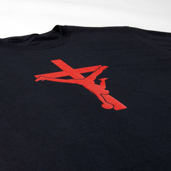 """JUMPIFIX"" tee - black"