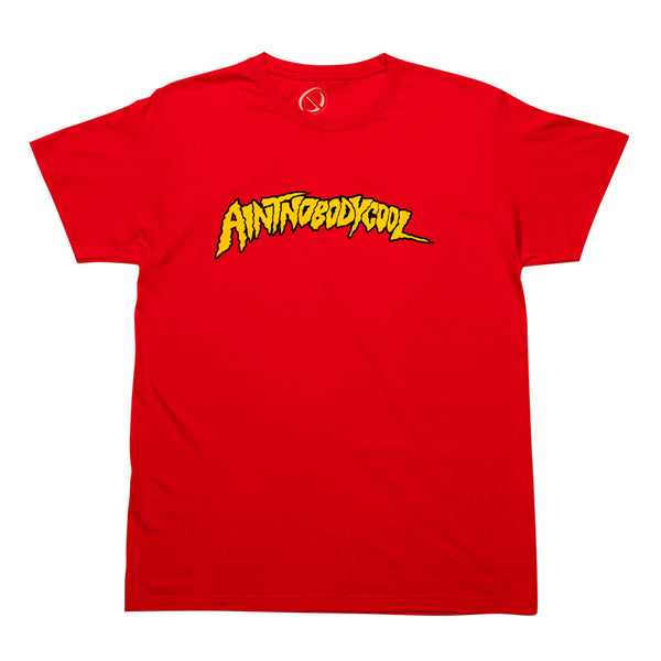 """MANIA"" tee - red"