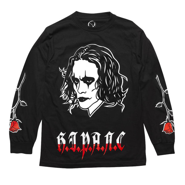 """R.I.P."" long sleeve"