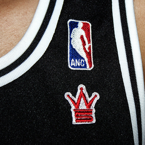 "ANC x WSHH ""CHIRAQ"" limited edition basketball jersey"