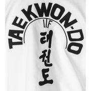 Taekwon-Do TOP TEN 'Diamond' ITF Dobok - Black Belt