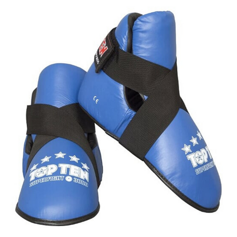 Foot Protector Kicks TOP TEN 'Superfight 3000' - Blue