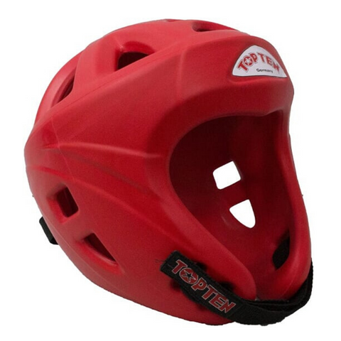 Headguard TOP TEN 'Avantgarde'- Red