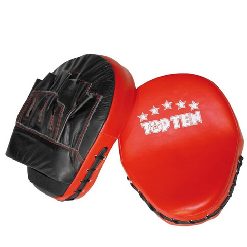 Focus Mitt TOP TEN - Black/Red