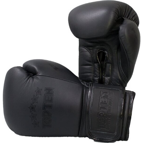 Boxing Gloves TOP TEN 'Black Edition'