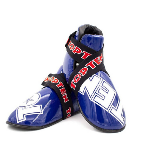 Foot Protector Kicks TOP TEN 'SuperLight' - Glossy Blue