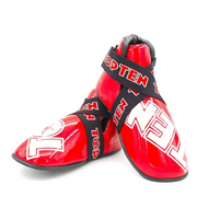 Foot Protector Kicks TOP TEN 'SuperLight' - Glossy Red
