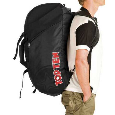 Rucksack TOP TEN - Black 'Star'