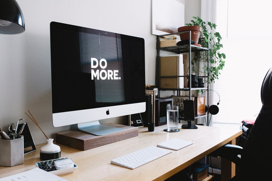 do more and be productive